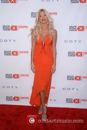 Victoria Silvstedt - 10th Annual Delete Blood Cancer DKMS Gala - Red Carpet Arrivals - New York, New York, United...