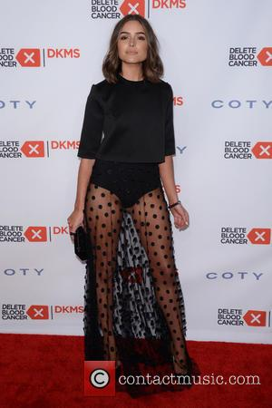 Olivia Culpo - 10th Annual Delete Blood Cancer DKMS Gala - Red Carpet Arrivals - New York, New York, United...