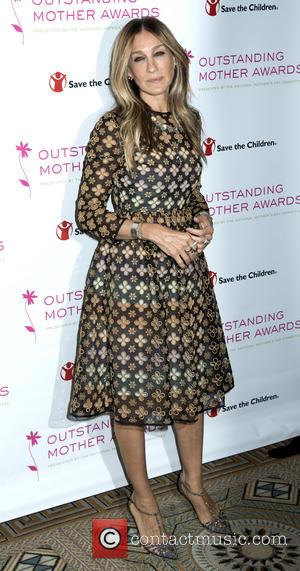 Sarah Jessica Parker - 2016 Outstanding Mother Awards at Pierre Hotel - New York, New York, United States - Thursday...