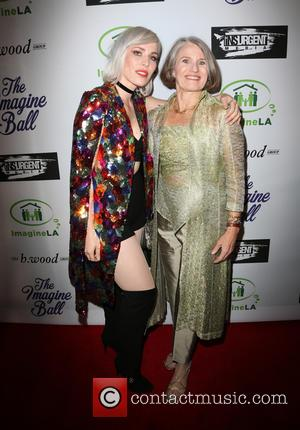 Natasha Bedingfield and Jill Govan Bauman