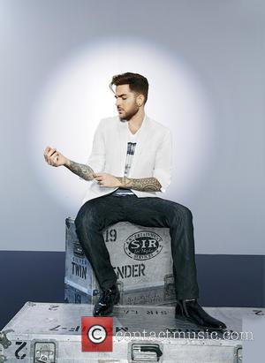 Adam Lambert - Adam Lambert in INC for Macy's American Icons at Macy's - United States - Friday 6th May...