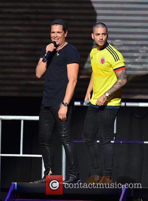 Carlos Vives and Maluma