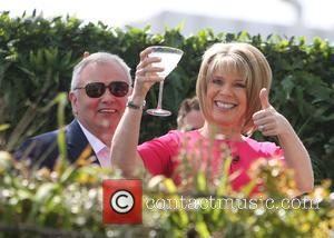 Ruth Langford and Eamonn Holmes