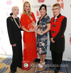 Betty Jane Bruck, Molly Sims, Stacy Valner and Sarah Kilpatrick