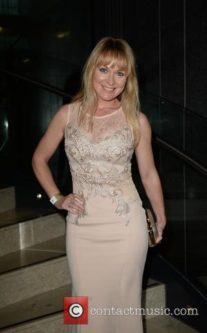 Michelle Hardwick - Once Upon a Smile Grand Ball 2016 at the Hilton Manchester Deansgate - Manchester, United Kingdom -...