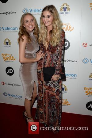 Sophie Powles and Eden Taylor-draper