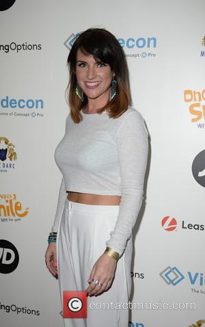 Laura Norton - Once Upon a Smile Grand Ball 2016 at the Hilton Manchester Deansgate - Manchester, United Kingdom -...