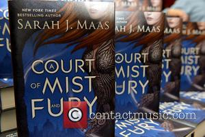 Atmosphere - Sarah J. Maas in conversation and book signing of 'A Court of Mist and Fury' at Actors Playhouse...