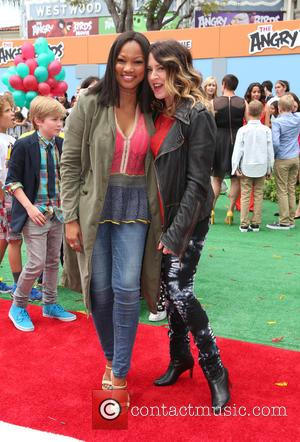 Garcelle Beauvais and Joely Fisher