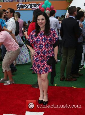 Alex Borstein - 'The Angry Birds Movie' premiere at the Regency Theater at Regency Village Theatre - Westwood, California, United...