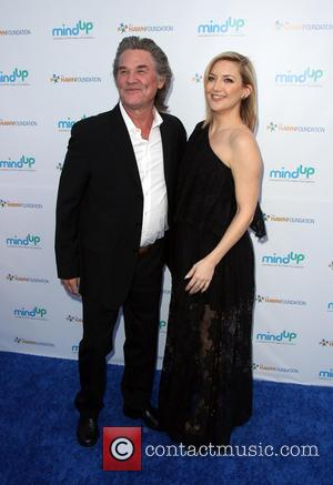 Kate Hudson: 'Working With Kurt Russell Brought Back Childhood Memories'