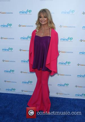 Goldie Hawn Still Works Out Every Day At 70