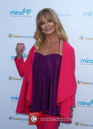 Goldie Hawn Plots Comedic Comeback After Working With Amy Schumer