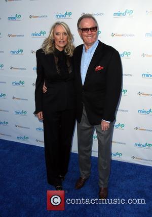 Peter Fonda and Margaret Devogelaere
