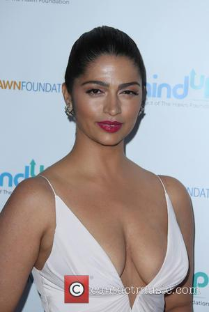 Camila Alves Launching Organic Baby Food Line