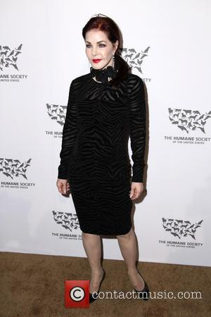 Priscilla Presley - The Humane Society of the United States' to the Rescue Gala held at Paramount Studios - Arrivals...