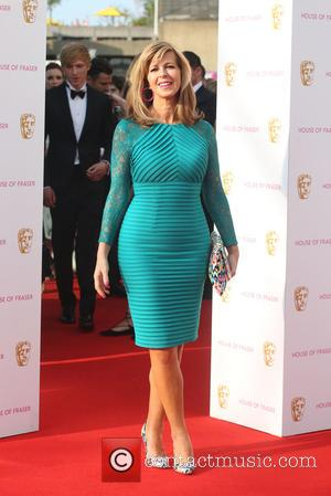 Kate Garraway - The British Academy Television Awards (BAFTAs) 2016 held at the Royal Festival Hall - Arrivals at Royal...