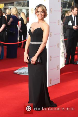 Samia Ghadie - The British Academy Television Awards (BAFTAs) 2016 held at the Royal Festival Hall - Arrivals at Royal...