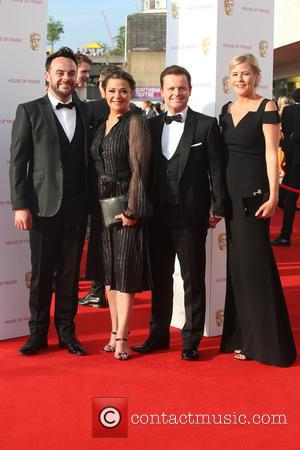 Anthony Mcpartlin, Declan Donnelly, Lisa Armstrong and Ali Astall