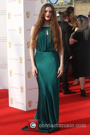 Birdy - The British Academy Television Awards (BAFTAs) 2016 held at the Royal Festival Hall - Arrivals at Royal Festival...