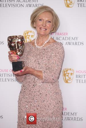 Mary Berry Admits To Having Her Differences With Paul Hollywood