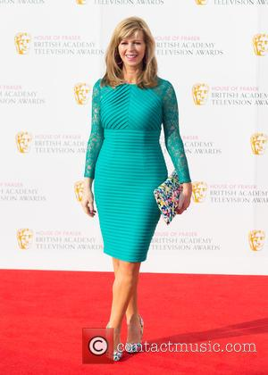 Kate Garraway - The House of Fraser British Academy Television Awards 2016 held at the Royal Festival Hall - Arrivals...