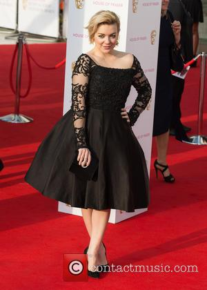 Sheridan Smith Recovering Well After Hospitalisation