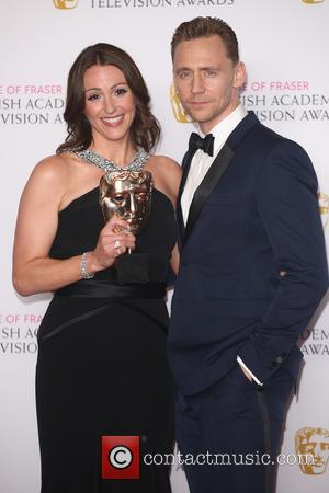Suranne Jones and Tom Hiddlestone