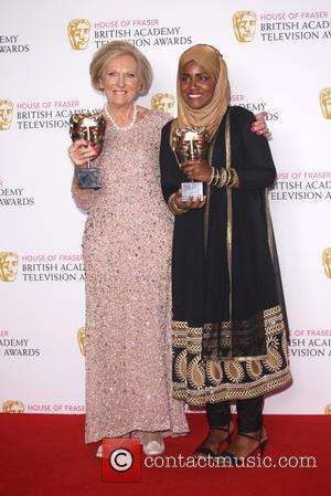 Mary Berry and Nadiya Hussain