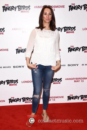 Andrea McLean - Gala Screening of The Angry Birds Movie at Picturehouse Central, London at Picturehouse Central - London, United...