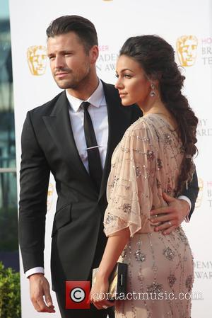 Mark Wright , Michelle Keegan - The British Academy Television Awards (BAFTAs) 2016 held at the Royal Festival Hall -...