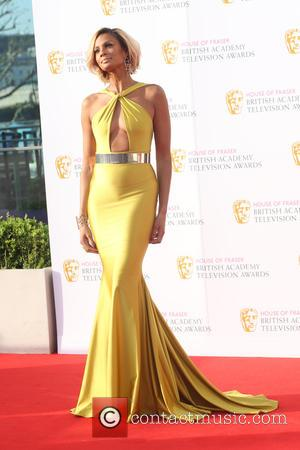 Alesha Dixon - The British Academy Television Awards (BAFTAs) 2016 held at the Royal Festival Hall - Arrivals at Royal...
