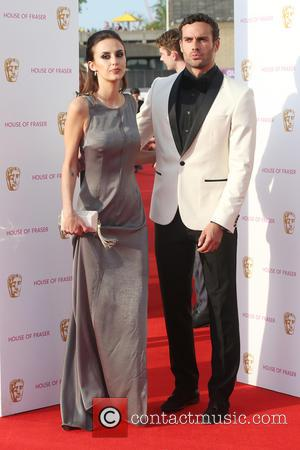 Lucy Watson , James Dunmore - The British Academy Television Awards (BAFTAs) 2016 held at the Royal Festival Hall -...