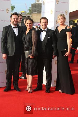Ant, Dec, Anthony Mcpartlin, Lisa Armstrong, Declan Donnelly and Ali Astall