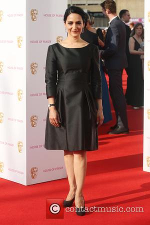 Archie Panjabi - The British Academy Television Awards (BAFTAs) 2016 held at the Royal Festival Hall - Arrivals at Royal...