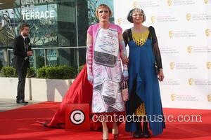 Grayson Perry , Philippa Perry - The British Academy Television Awards (BAFTAs) 2016 held at the Royal Festival Hall -...