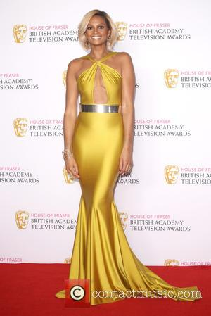Alesha Dixon - 2016 BAFTA TV Awards - Press Room - London, United Kingdom - Sunday 8th May 2016