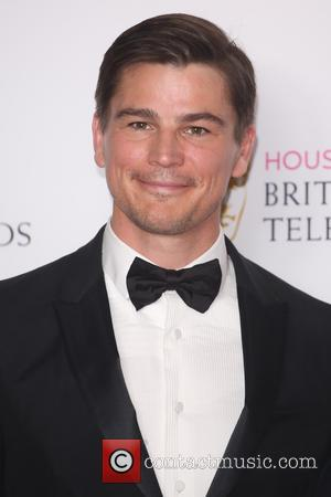 Josh Hartnett - 2016 BAFTA TV Awards - Press Room - London, United Kingdom - Sunday 8th May 2016
