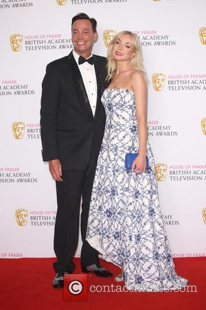Craig Revel Horwood and Helen George