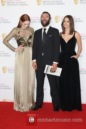 Eleanor Tomlinson, Aidan Turner and Heida Reed