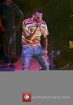 Chris Brown - Chris Brown celebrates his birthday at Drais nightclub - Las Vegas, Nevada, United States - Sunday 8th...