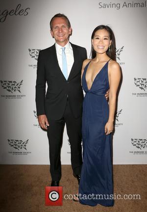 Sebastian Roche and Alicia Hannah