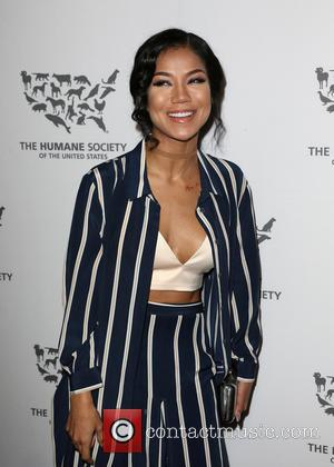 Jhene Aiko Strips For Peta Anti-fur Campaign
