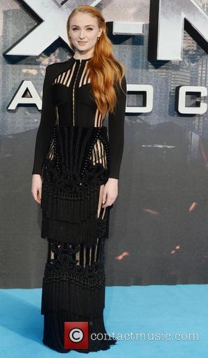 Sophie Turner - The UK premiere of 'X-Men: Apocalypse' at BFI IMAX - Arrivals - London, United Kingdom - Monday...