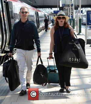 Ben Price and Jennie Mcalpine