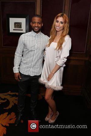 Jb Gill and Stacey Solomon