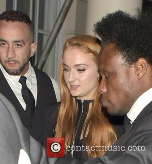 Sophie Turner - The cast of 'X-Men: Apocalypse' attend the premiere after party held at Tape London - London, United...