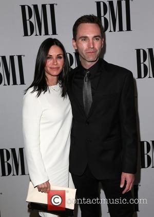 Courteney Cox Argues With Johnny Mcdaid In London