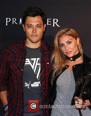 Blair Redford and Cassie Scerbo