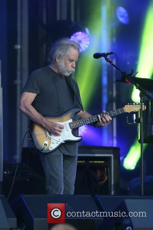 Bob Weir Accepts Les Paul Honour With 'Heavy Heart'